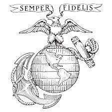 marine corp logos
