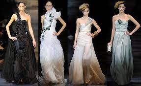 haute couture gowns