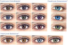 freshlook colorblends pictures