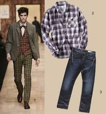 mode masculine 2009