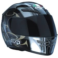 agv stealth dragon black