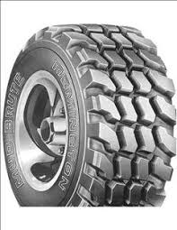 remington mud brute tire