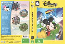 mickey mouse pc games
