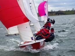 cadet dinghy