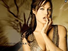 Wallpapers Backgrounds - Angelina Jolie hot wallpapers