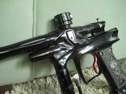 bob long paintball gun