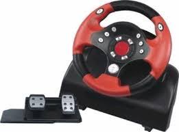 racing wheel playstation 2