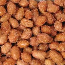 honey roast peanuts