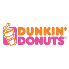 dunkins donut