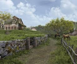 country artwork