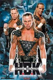 shawn michaels poster