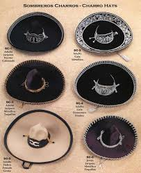 charro sombreros