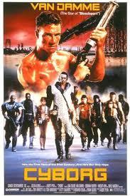 cyborg the movie