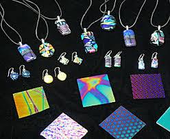 glass fusing jewelry