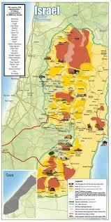 biblical israel map