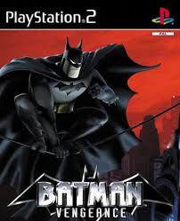 batman playstation2