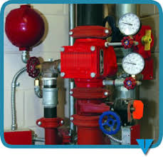fire sprinkler valve