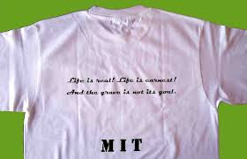 mi t shirt