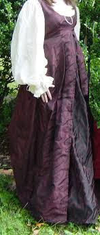 italian gown
