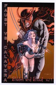 faust comic book