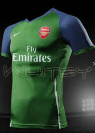 arsenal away kits