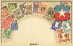 post cards stamps
