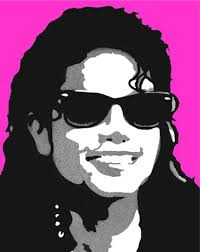 michael jackson pink