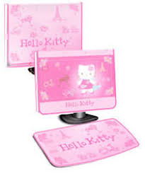 hello kitty computer cover