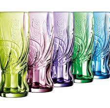coca cola can glasses
