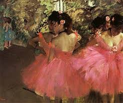 painting by degas