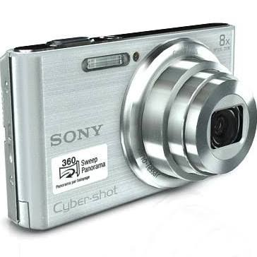 Sony Cyber-shot DSC-W730 16.1 MP Digital