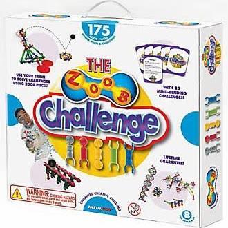 Infinitoy The Zoob Challenge