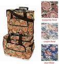 Sew Easy Premium 2-Bag Trolley Set by Hemline