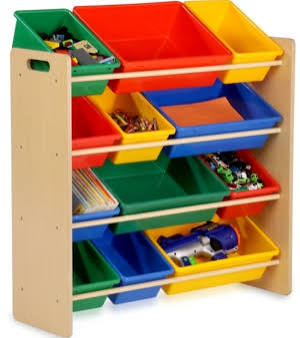 Honey Can Do SRT-01602 Kids Storage Organizer-
