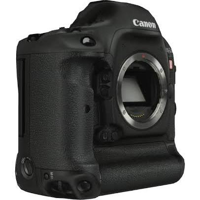 Canon EOS 1D C 18.1 MP SLR - Body Only