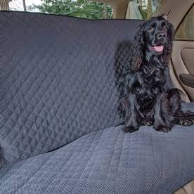 Snoozer Luxury Dog Car Seat Cover Size