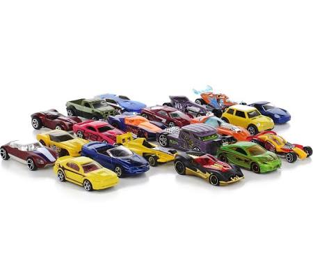 Hot Wheels Cars - 20 pack
