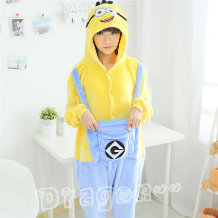 Hoodies Onesie Cosplay Costumes Flannel