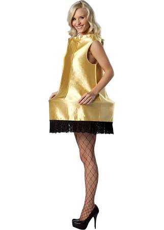 A Christmas Story Leg Lamp Costume