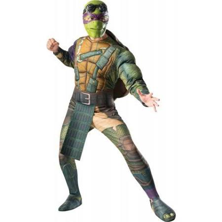 Ninja Turtle Costume Adult Teenage Mutant