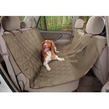 Solvit 62339 Deluxe Hammock Pet Seat Cover