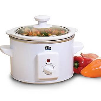 Maxi-Matic Elite 1.5 Quart Mini Slow Cooker