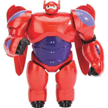 Big Hero 6 Baymax 4 Inch Action Figure