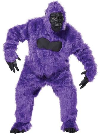Purple Gorilla Suit