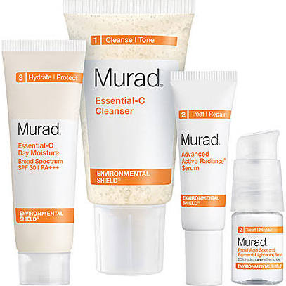 Murad Sun Undone Radiant Renewal Kit 4pcs