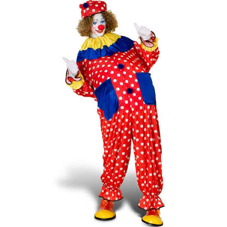 lava diva halloween costume clown costume