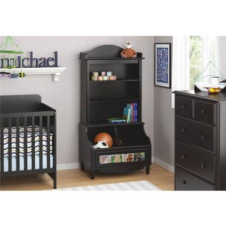 Ameriwood Kids Bookcase with Open Storage