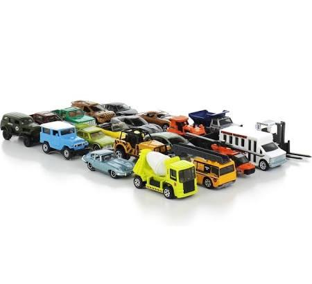 Matchbox Adventure Pack 20 Die-Cast Vehicles