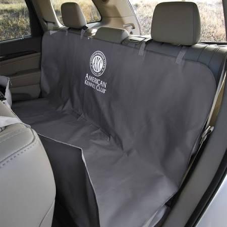 AKC AKC9602 Pet Car Seat Cover - 57.0