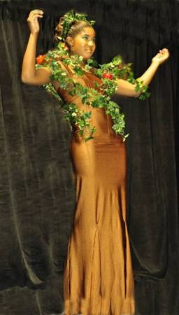 Tree Costume created by LOLITA ALONZO
